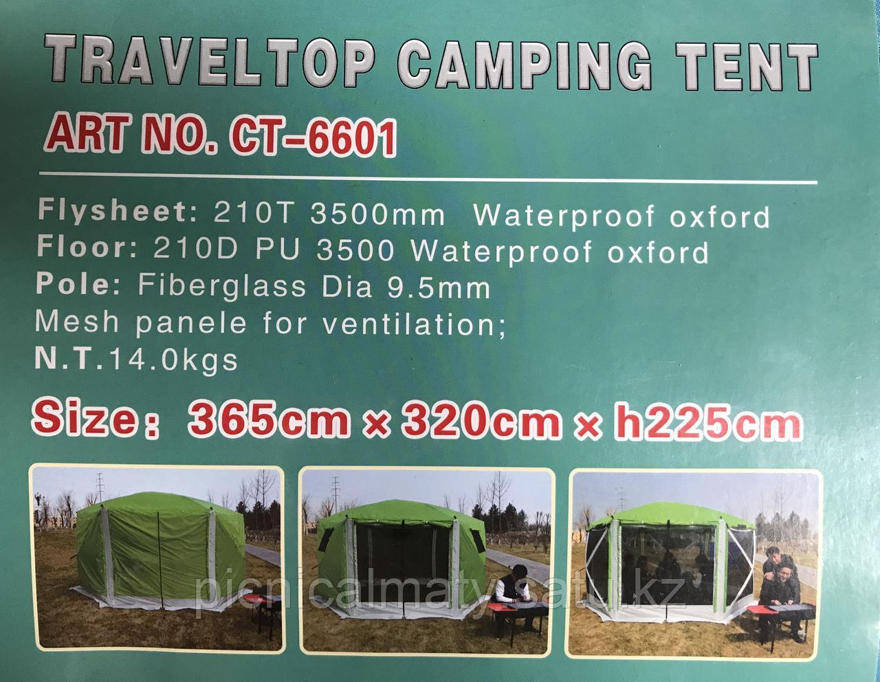 Шатер - палатка автомат TUOHAI 6601 - фото 6