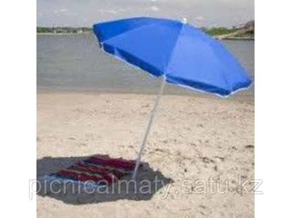 Зонт пляжный диаметр 2,4м - фото 2