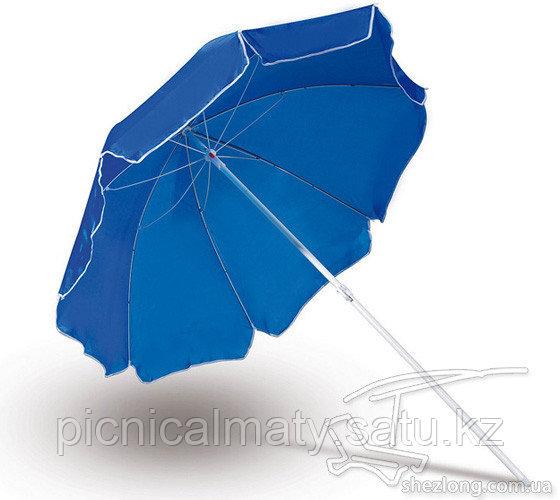 Зонт пляжный диаметр 2,4м - фото 3