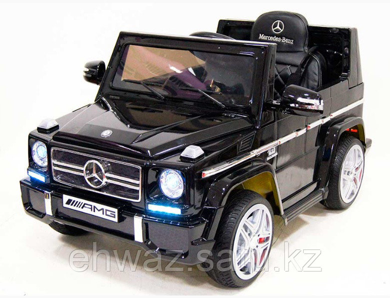 Детский электромобиль Мерседес Гелендваген