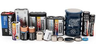 Батарейки, бытовые аккумуляторы