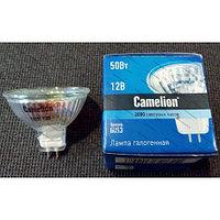 Лампа галогенная Camelion MR16 12v 50ВW GU5.3 d-50мм стекло