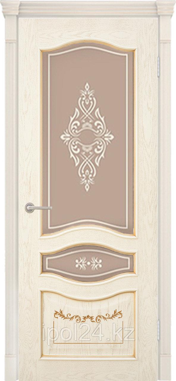 Межкомнатная дверь Verda Комфорт Алина-2 3D