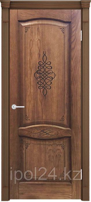 Межкомнатная дверь Verda Комфорт Наполи 3D