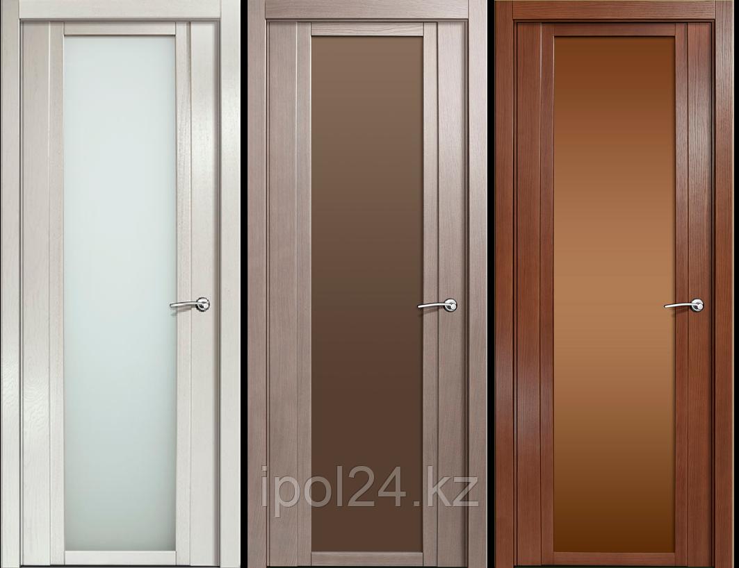 Межкомнатная дверь Verda PREMIUM  QDO X