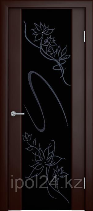 Межкомнатная дверь Verda Триплеск  Кристалл