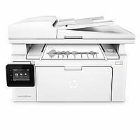 Лазерное МФУ HP M130fw, Белый, фото 1