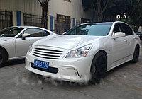 Обвес WALD на G sedan, фото 1