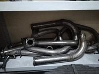 Комплект выхлопных труб на Урал с дв. ЯМЗ (5 штук)
