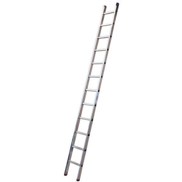 Односекционная приставная лестница с перекладинами Sibilo®