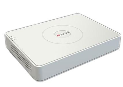 DS-N204 Сетевой регистратор, подключение до 4-х IP Камер. Разрешение записи до 4Мп.
