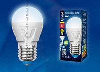 Лампа светодиодная LED-G45-7W/E27/FR  картон