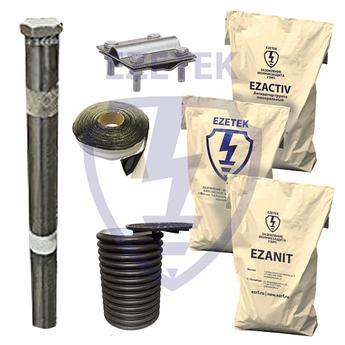 Комплект электролитического заземления EZ - 12 ВС