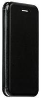 Кожаный чехол Open series на iPhone X/ iPhone 10 (черный), фото 1
