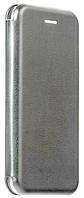 Кожаный чехол Open series на iPhone X/ iPhone 10 (серый), фото 1