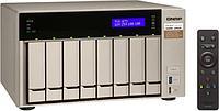 Сетевое хранилище QNAP TVS-873-8G купить в Алматы