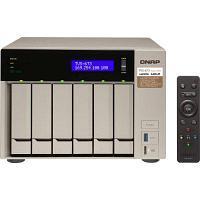 Сетевое хранилище Qnap TVS-673-8G купить в Алматы