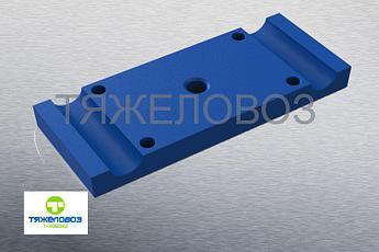 Накладка стремянки рессоры Т3-2912420