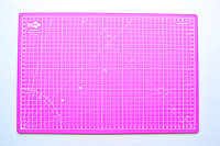 Самовосстанавливающийся мат для резки (розовый), 45*30 см