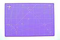 Самовосстанавливающийся мат для резки (фиолетовый), 45*30 см