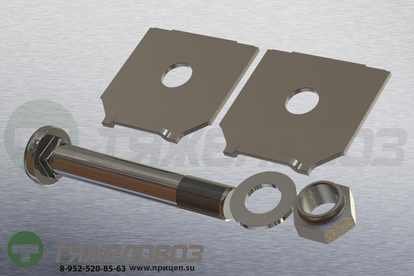 Комплект для установки пальцев ушка полурессоры FB 100 мм, M 30 05.857.00.24.0