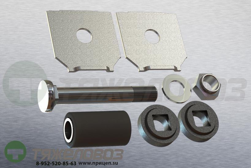 Ремкомплект крепления пальца ушка полурессоры FB 100 мм, M 30 09.801.07.02.0