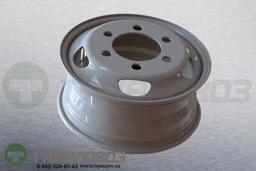 Колесо дисковое 6,5Jх16Н2 BAW Fenix 167.5301-3101012-30