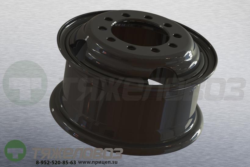 Колесо дисковое усиленное 8,5-20 КРАЗ 380-3101012-21