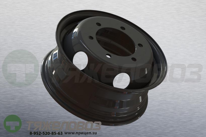 Колесо дисковое 6,5Jx16H2 ЗИЛ Бычок 5301-3101012-01