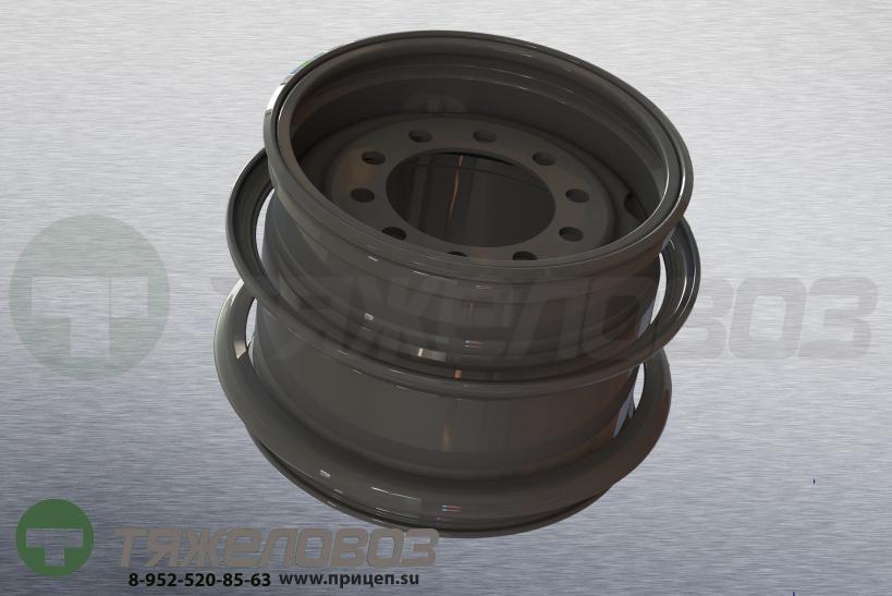 Колесо дисковое 400Г-508 УРАЛ 167.670-3101012-02