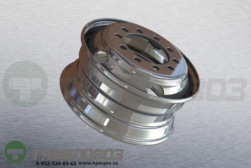Колесо дисковое 6,75х17,5 HARTUNG, Политранс, ЧМЗАП 167.507-3101012-20