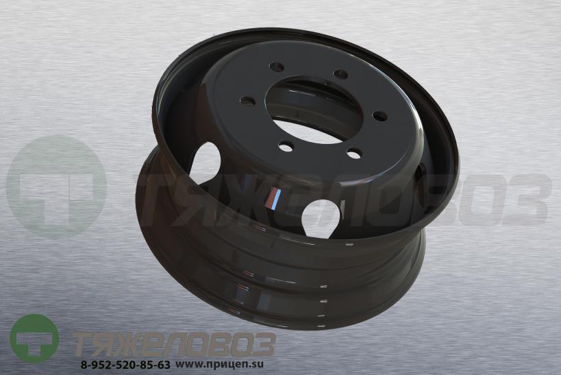 Колесо дисковое 6,75х19,5 ПАЗ 167.510-3101012-21
