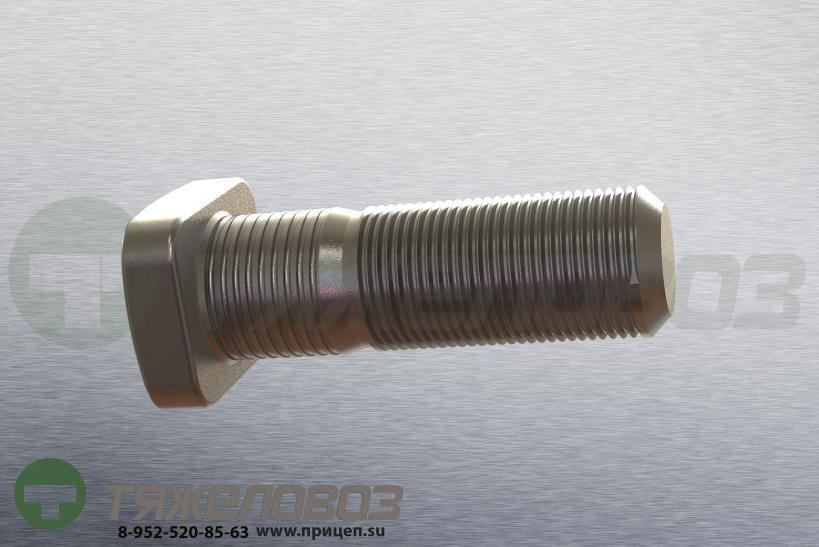 Болт крепления колеса Scania L=68, 7/8 11BSF 397266