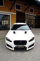 Обвес loder1899 на Jaguar XF рестайлинг