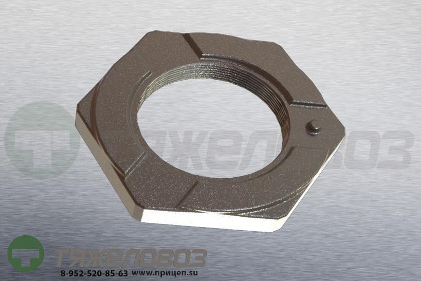 Гайка ступицы со штифтом M56x2 H=10 SW85 SAF,Trailor 1 011 0040 02