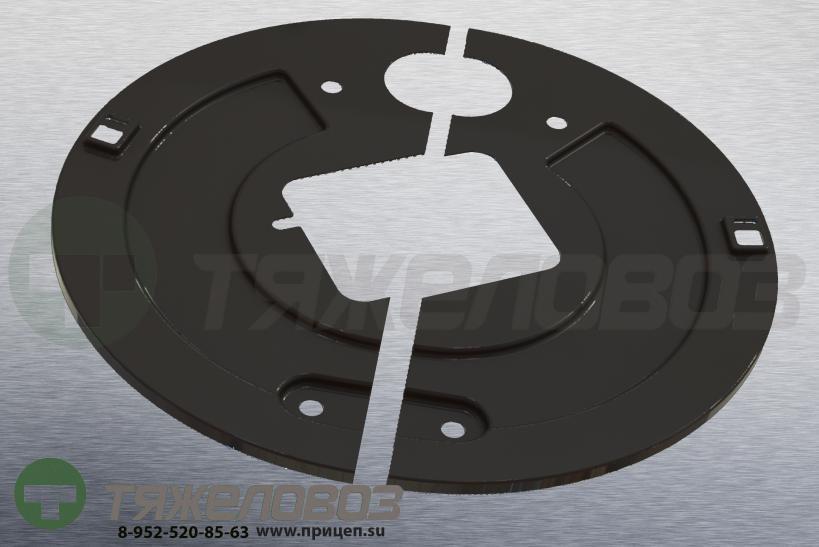 Комплект щитков пылезащитных на ось (балка 120х120) SN4218-2 BPW H 8-9т 99.00.000.0.71