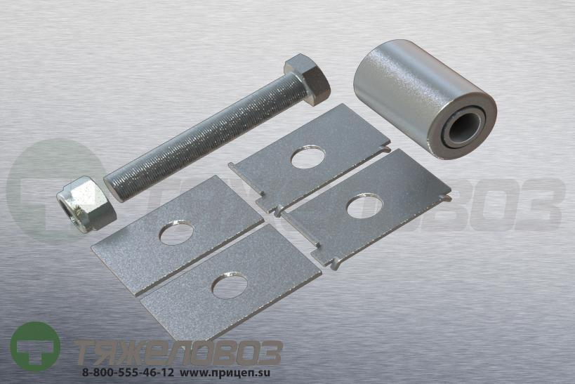 Ремкомплект пальца рессоры  (сайлентблок 30x68x104) SAF 3 434 3643 00