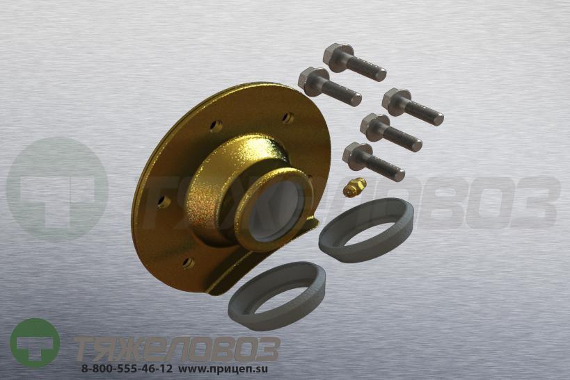 Ремкомплект тормозного вала (шаровая опора с пыльниками и болтами) SAF 3 268 0045 00