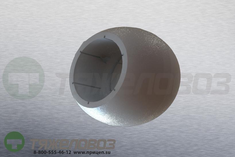 Втулка тормозного вала шаровая (старое исп.) 39x69x63 с масленкой SAF 1 350 2001 04