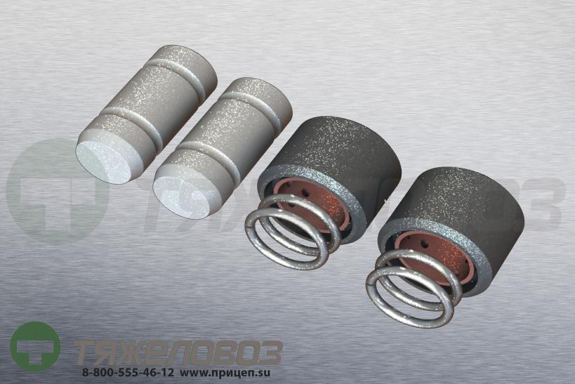 Ремкомплект ролика тормозной колодки BPW SN4218/4220 26x45x33.5 09.801.02.91.0