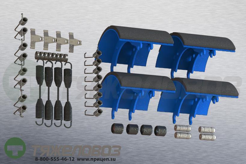 Ремонтный комплект тормозного механизма SN 3020 с тормозными колодками (4 шт) 09.801.02.42.0