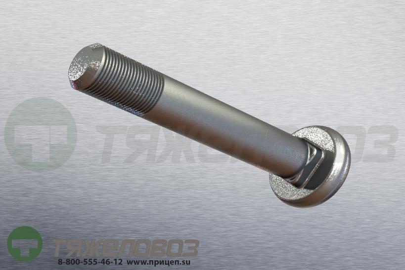 Болт полурессоры с четырехгранником под шляпкой М30х170 03.341.05.05.0 / 0334105050