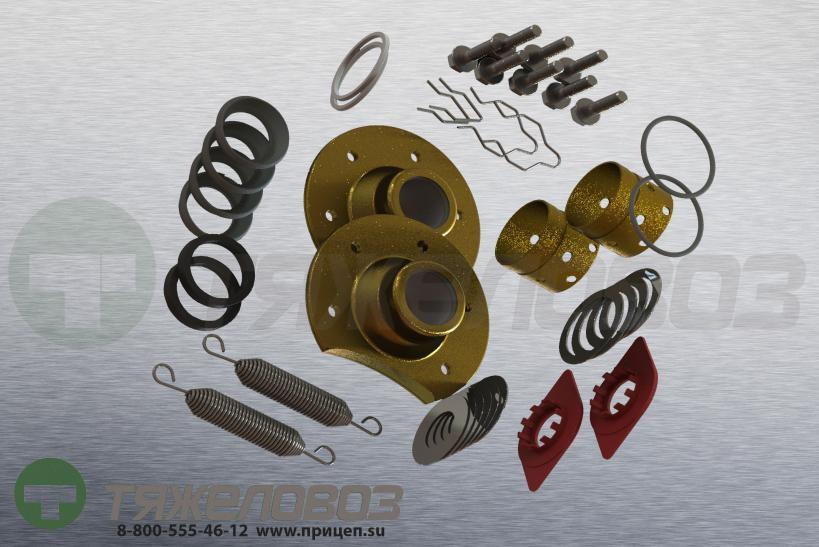 Ремонтный комплект тормозного вала (на ось) SAF Z9-3020,Z7-3015,Z11-3020 3.434.3619.00 / 3434361900
