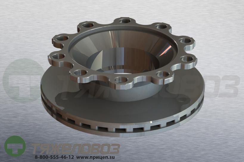Диск тормозной SMB 430/280x45/155 M20013501