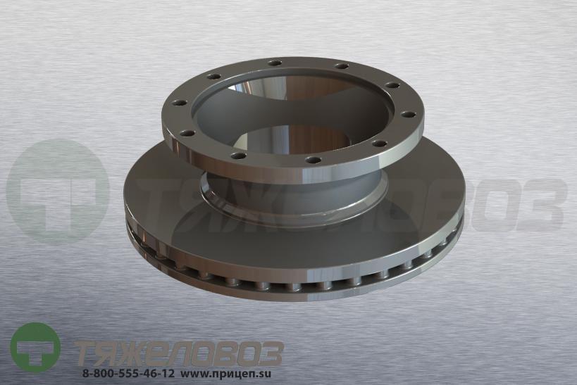 Диск тормозной ROR  LM / LMC 378/150x45 21225115