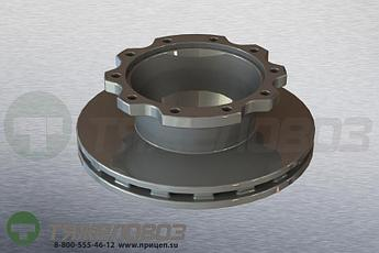 Диск тормозной ROR LM / LMC 378/150x45 21227349