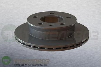 Диск тормозной MERCEDES, Volkswagen 275/130x23/80 9024210612