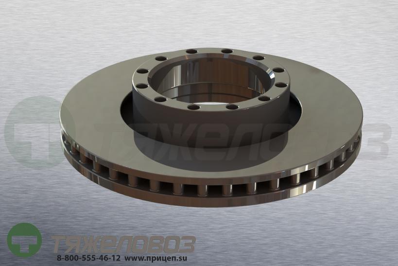 Диск тормозной IVECO 430/170x50/101 1908614