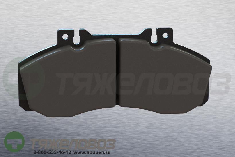 Колодки тормозные дисковые комплект MERCEDES-BENZ 0034207720 (175x86x22)