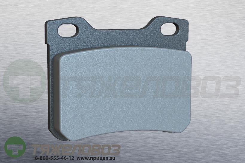 Колодки тормозные дисковые комплект MERCEDES-BENZ 0024204820 (64x57x17)
